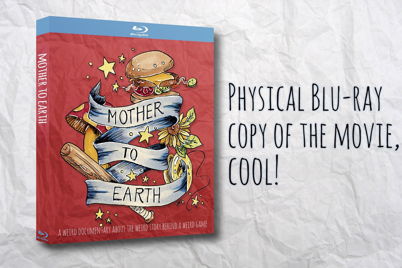 Mother To Earth Blu-ray