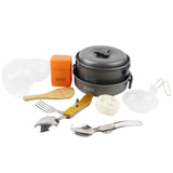 Bugged Out Mess Kit    Backpacking Camping Cookware Set   zoxy clothing.myshopify.com