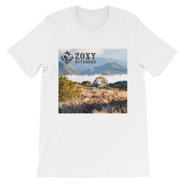 Zoxy Outdoors   Unisex short sleeve t shirt   zoxy clothing.myshopify.com