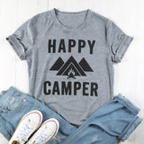 Happy Camper Women's Graphic Tee