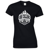 The Mountains Are Calling - Womens Tee
