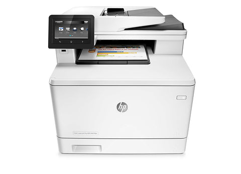 HP LaserJet Pro M477fdn Color All-In-One Printer (CF378A)