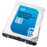 "Seagate Enterprise Performance 10K HDD 1.8 TB SAS Internal HDD - 2.5"" (ST1800MM0078) - ePrintSolutions"