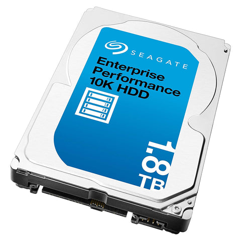 Seagate Enterprise Performance 10K HDD 1.8 TB SAS Internal HDD - 2.5
