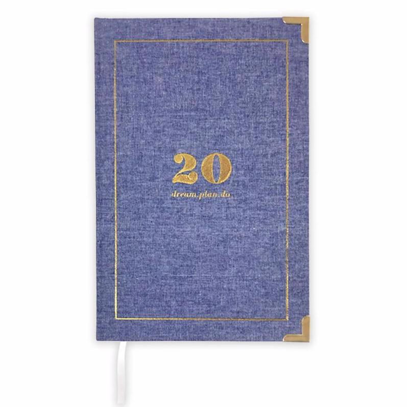2020 FAB CHAMBRAY planner