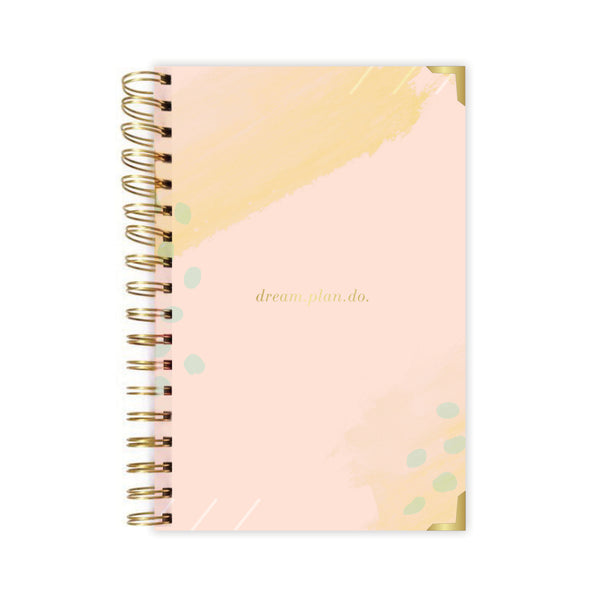 UNDATED broad strokes planner