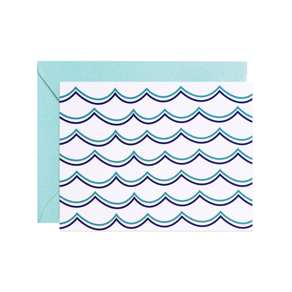 making waves notecards