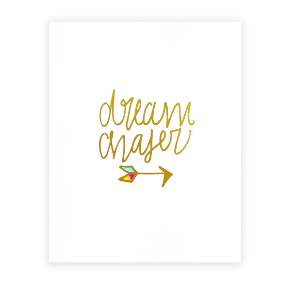 dream chaser art print