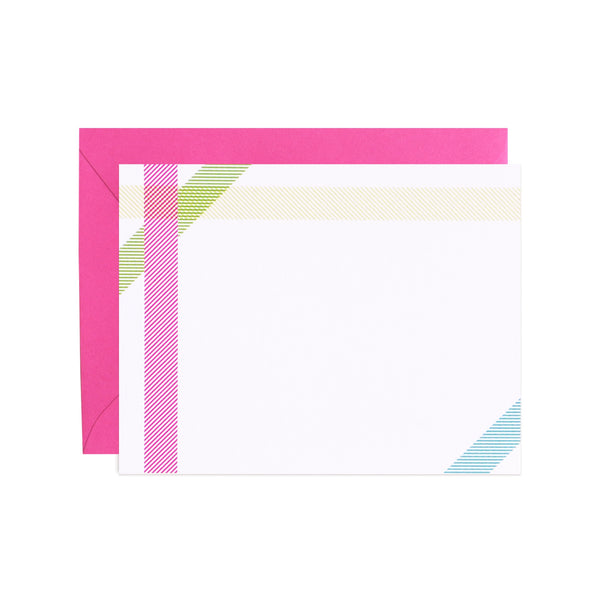 washi flat notecards