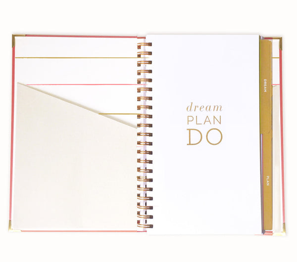 2019 SLIM PREP SCHOOL dream.plan.do. planner PREORDER