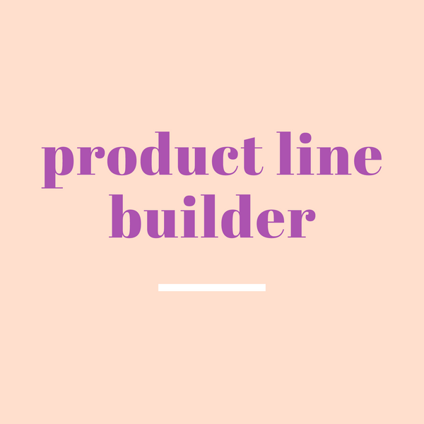 product line builder
