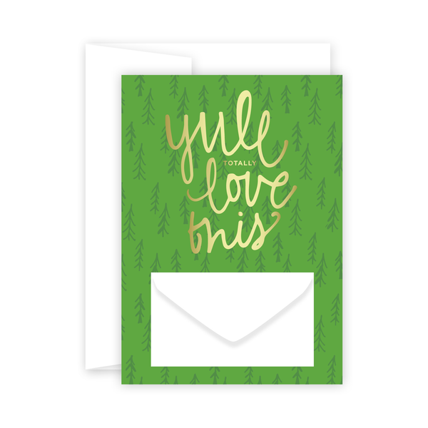 yule love this gifty card