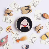 He Be Rikishi Brooch - Vicious Venus
