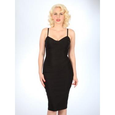 Million Dollar Baby Wiggle Dress - Vicious Venus