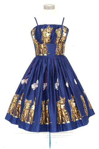 Sundress Smitten KItten Swing Dress
