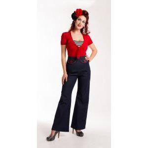 Bonsai Kitten Sailor Swing Pants - Vicious Venus