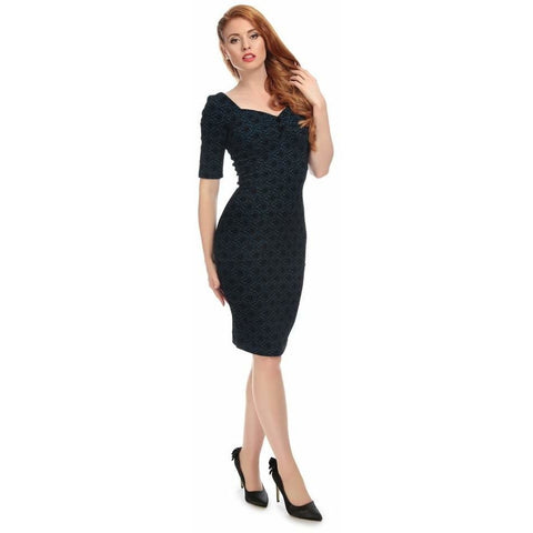 DOLORES PENCIL DRESS