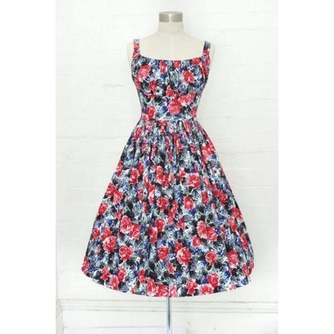 Norma Jean Tea for Two Swing Dress