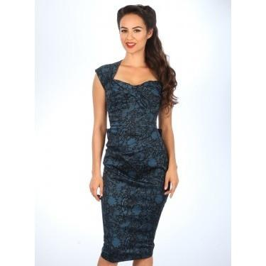 Love Amore Wiggle Dress - Vicious Venus