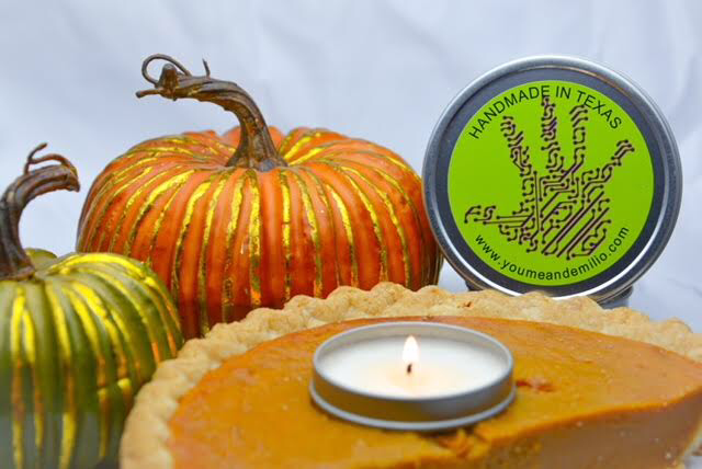 Pumpkin Pie Soy Candle