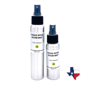 Texas Spice Room Mist