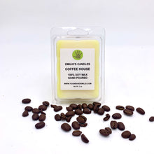 Coffee House Soy Wax Melts