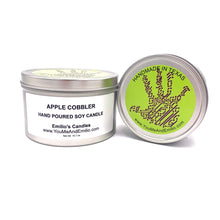 Apple Cobbler Soy Candle