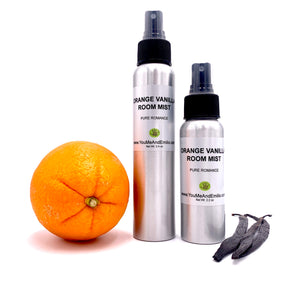 Orange Vanilla Room Mist