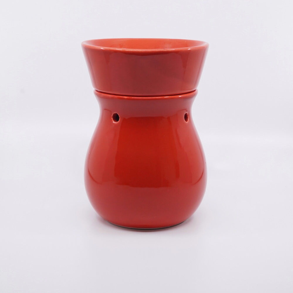 Red Soy Wax Warmer