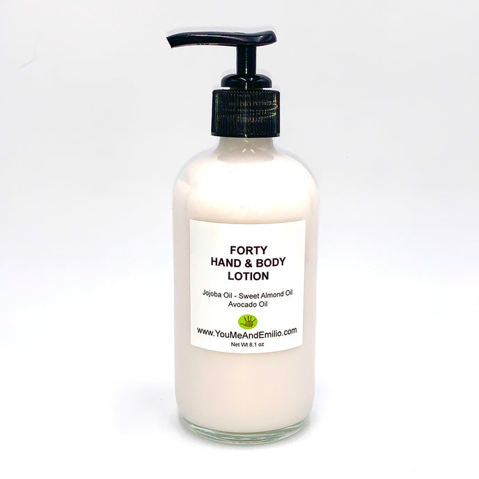 Forty Hand & Body Lotion
