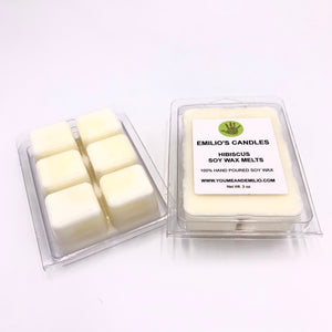 Hibiscus Soy Wax Melts