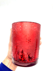 Cherry Pine Soy Candle | Limited Edition