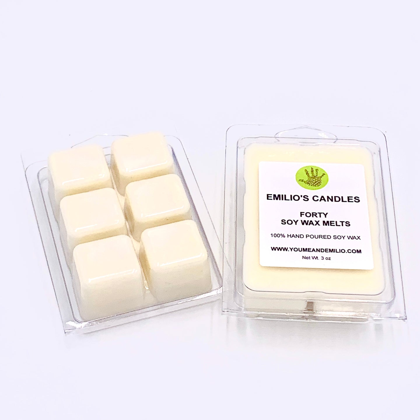 Forty Soy Wax Melts
