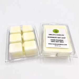 Rosemary Bay Leaf Soy Wax Melts