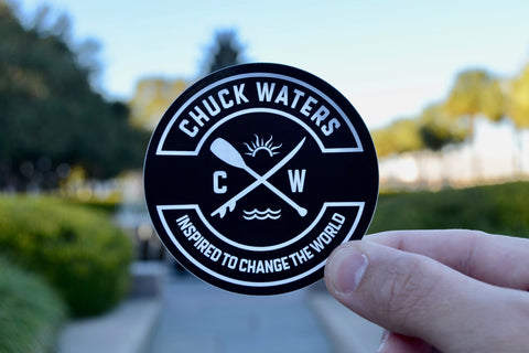 Inspired Change Sticker - 1 Pack