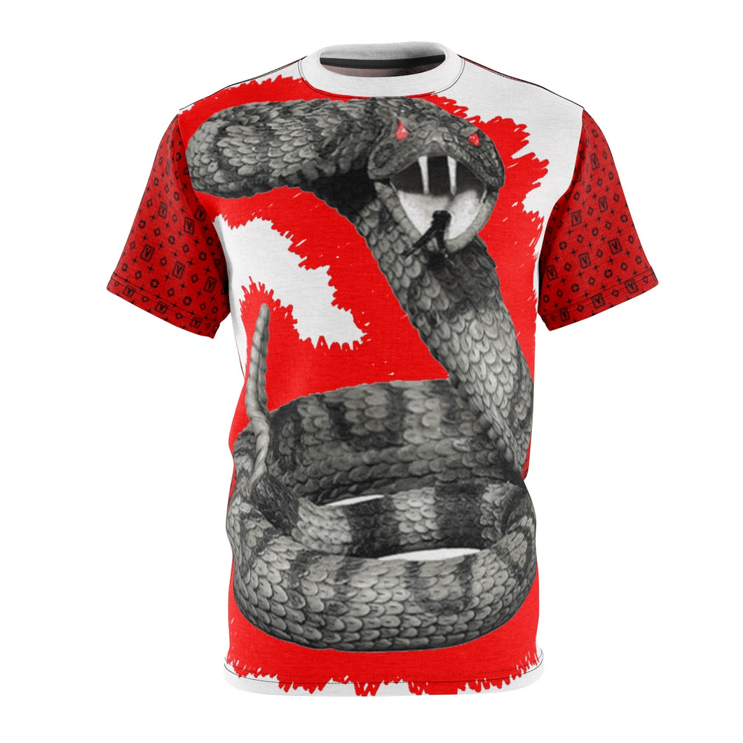 Vip (RED) Snake Tee