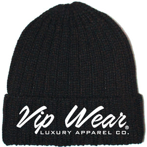 Vip Wear Beanie Black