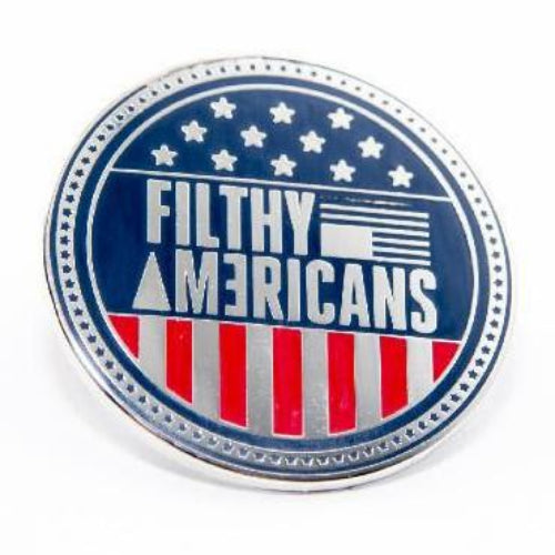 FILTHY AMERICANS PIN