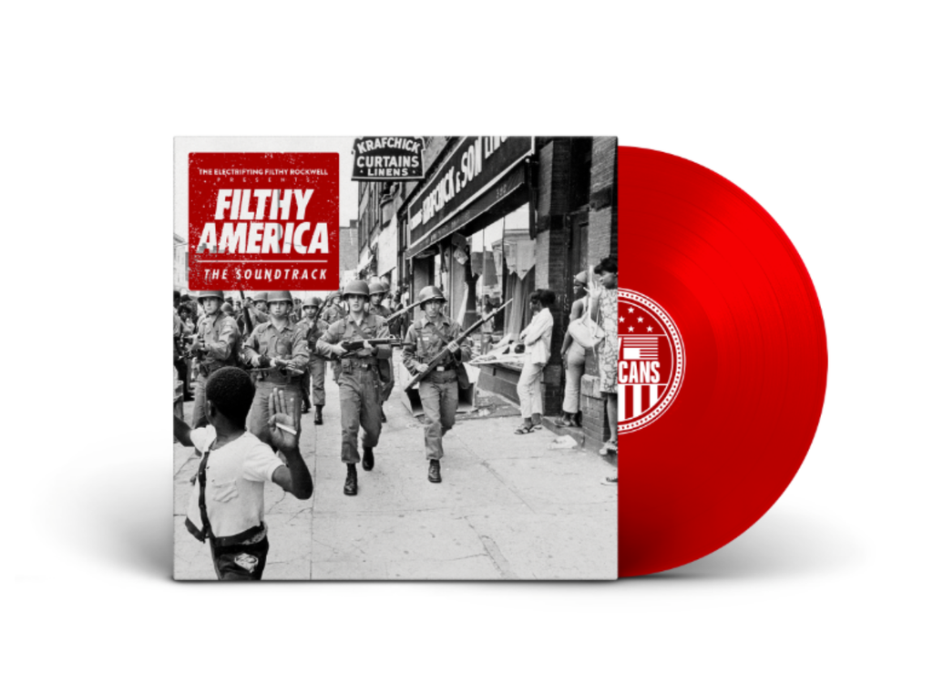 FILTHY AMERICA THE SOUNDTRACK VINYL
