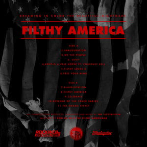 FILTHY AMERICA THE SOUNDTRACK CD