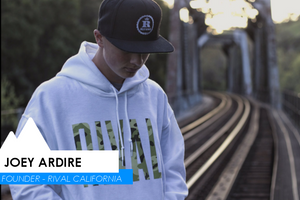 Rival™ Founder sits with Josh Blackwelder from Elevated for interview