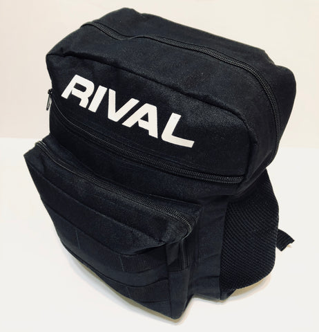 Tactical Sling Bag in Black | Fitness & Performance Clothing | RIVAL