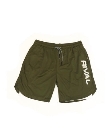 Rival Tactical Shorts - Olive