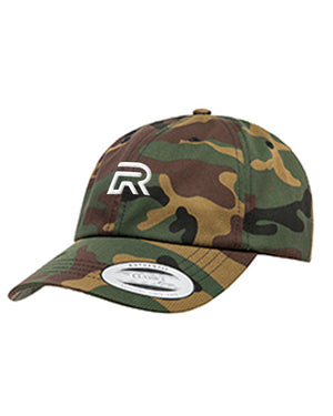 "Dad Hats with ""R"" Logo"