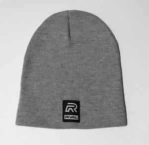 RIVAL Beanies - Red and Heather Grey Left!