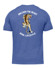 Unleash The Beast Shirt | Fitness & Performance Clothing | RIVAL
