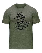 Let The Gains Begin Shirt | Fitness & Lifestyle Clothing | RIVAL