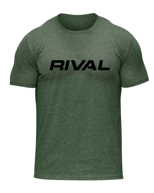 Rival Signature Tee - Emerald Green/Black