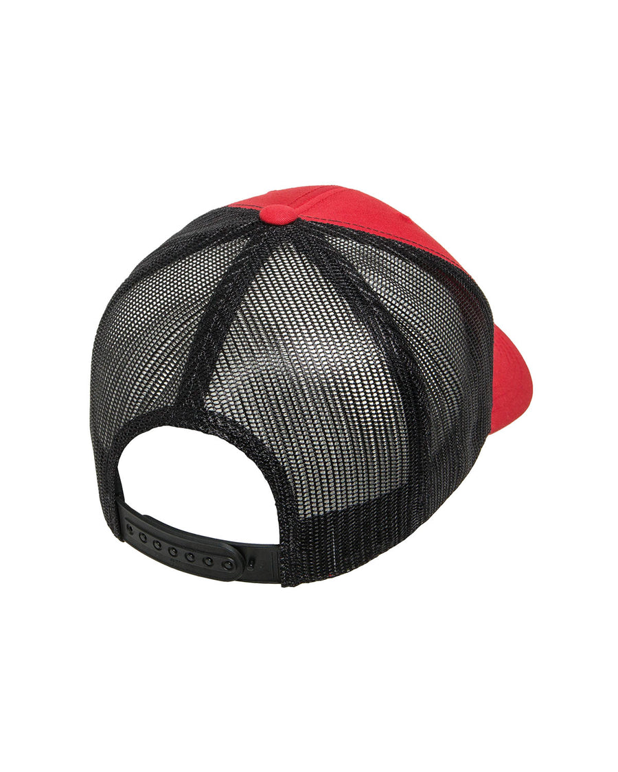 Red/Black Trucker Hat
