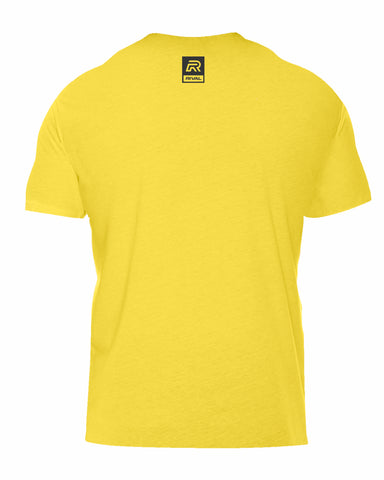 Yellow Signature tee - Last ones - Medium and Large